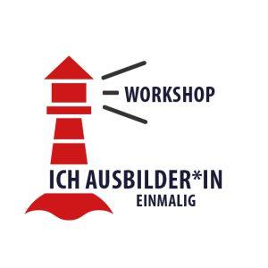 Logo Workshop Ich Ausbilder*in einmalig